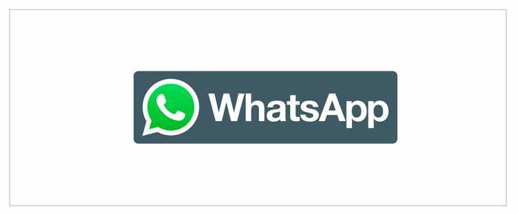 Sexting du logo WhasApp